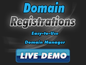 Bargain domain name registration